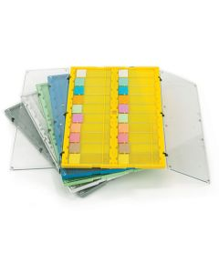 Microscope Slide File, 20-Place