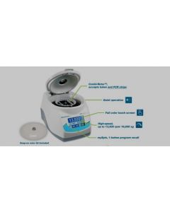 MC-24™ High Speed Microcentrifuge with COMBI-Rotor, 115v Item# C2417