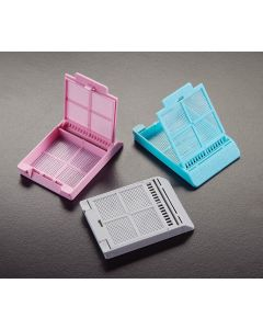 MicroMesh Cassette, 11 colors available, assembled/hinged, 250/box 1000/case