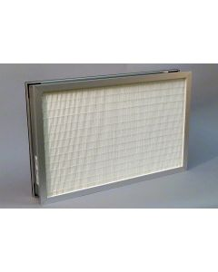"A/C Filter - Metal Frame 25""x9 1/4""x2"" c/w gasket & pre-filter, for use on Labconco 6900"