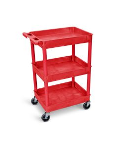 Tub Cart - Three Shelves Item# RDSTC111RD