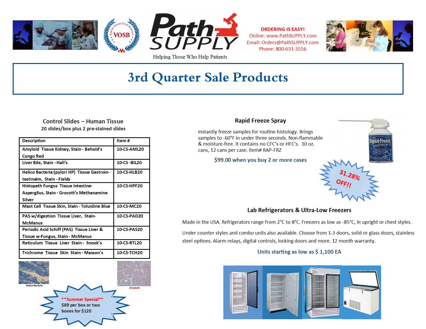 3rd Quarter Sale Products