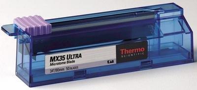MX35 Ultra Microtome Blades